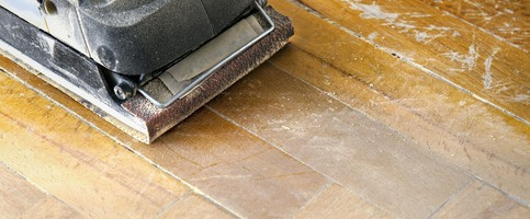 Could Hardwood Sanding Save Your Floor?
